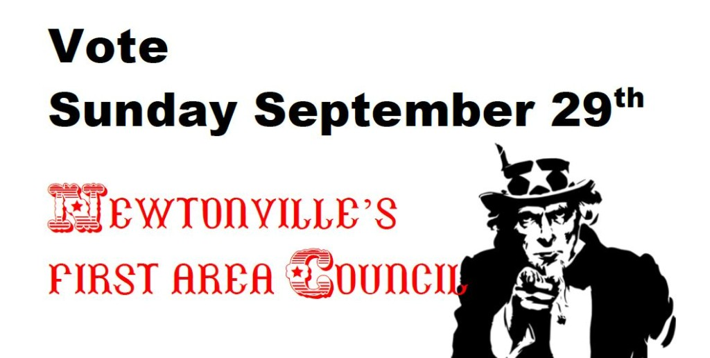 Newtonville Area Council Election