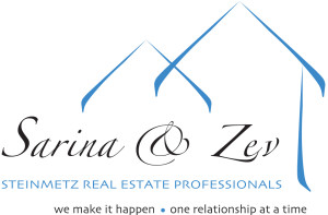 Sarina and Zev branding
